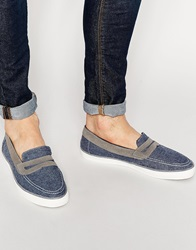 New Look Casual Style Loafer Paleblue