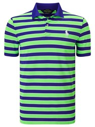 Ralph Lauren Polo Golf By Short Sleeve Polo Shirt Blaze Ultra Lime