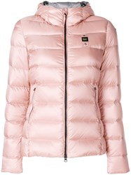 Blauer Padded Jacket Pink And Purple