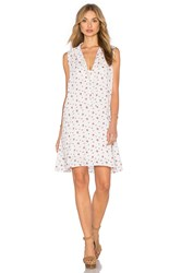 Splendid Primrose Ditsy Dress White