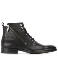 Paul And Joe 'Solda' Ankle Boots Black