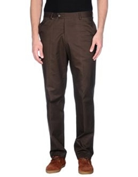 Enrico Coveri Casual Pants Dark Green