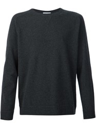 Boglioli Crew Neck Sweater Grey