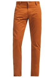 Dockers Alpha Relaxed Fit Jeans Leather Brown Light Brown