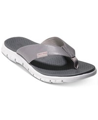 Cole Haan Men's Zerogrand Thong Sandals Men's Shoes Ironstone