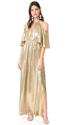 Rachel Zoe Marlene Dress Gold