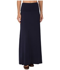 Carve Designs Seabrook Maxi Skirt Anchor Women's Skirt Burgundy