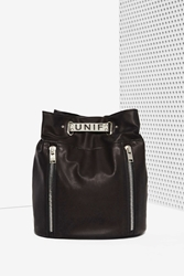 Nasty Gal Unif Nara Bucket Backpack