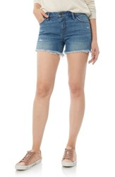 Sam Edelman Distressed Denim Cutoff Shorts Dannie