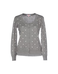Sun 68 Knitwear Cardigans Women Grey