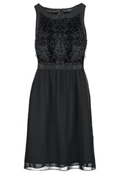 Swing Cocktail Dress Party Dress Black Black