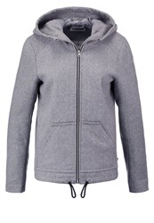 Noisy May Nmcanvas Summer Jacket Medium Grey Melange