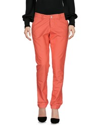 Re Hash Casual Pants Coral