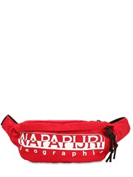 Napapijri Happy Techno Belt Bag Red