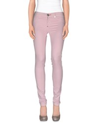 Philipp Plein Couture Trousers Casual Trousers Women Pink