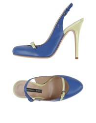 Norma J.Baker Footwear Courts Women Pastel Blue