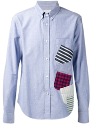 Band Of Outsiders Patch Pocket Shirt