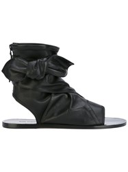 Isabel Marant Mosley Sandals Black