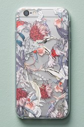 Anthropologie Sketched Songbird Iphone 6 7 Case Clear
