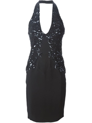 Zuhair Murad Sequinned Fitted Dress