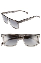 Salt Men's Roy 54Mm Polarized Sunglasses Asphalt Grey