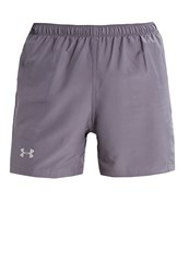 Under Armour Launch Sports Shorts Grey