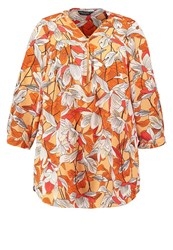 Dorothy Perkins Curve Tropical Tunic Pink