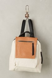 Anthropologie Lory Backpack Ivory