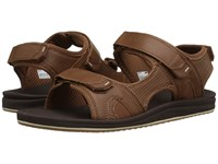 New Balance Purealign Recharge Sandal Brown Men's Sandals