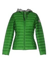 J.O.T.T Just Over The Top J.O.T.T Just Over The Top Coats And Jackets Down Jackets Women Green