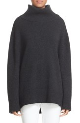 Rag And Bone Women's Phyllis Oversize Wool Cashmere Turtleneck