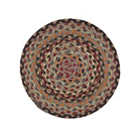 Braided Rug Company Placemats Set Of 6 Misty Blue
