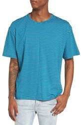 Native Youth Boost T Shirt Teal