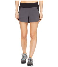The North Face Hybrid Hiker Shorts Graphite Grey Prior Season Gray