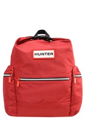 Hunter Original Rucksack Red