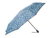 Vera Bradley Umbrella Cuban Tiles Umbrella Blue