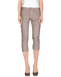 .. Merci Trousers 3 4 Length Trousers Women Sand