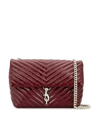 Rebecca Minkoff Edie Shoulder Bag Red