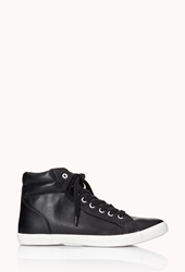 Forever 21 Electric High Tops