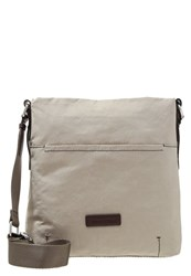 Marc O'polo Across Body Bag Sand Beige