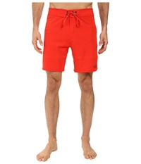 The North Face Whitecap Boardshorts Short Fiery Red Men's Swimwear