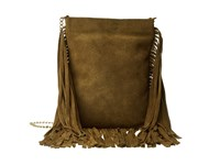 Leather Rock Cp59 Split Olive Amber Handbags Brown