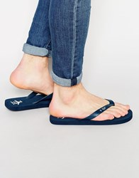 Original Penguin Flip Flops Blue