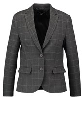 More And More Blazer Dark Steel Anthracite