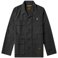 Neighborhood Mil Bdu Shirt Black