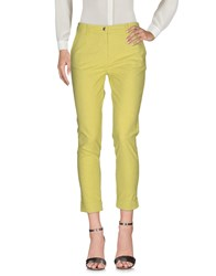 Baroni Casual Pants Acid Green