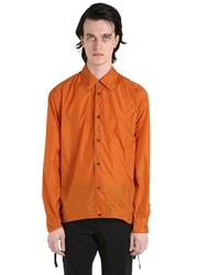 Marni Waterproof Nylon Shirt Style Jacket