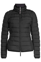 Parajumpers Quilted Down Jacket Black