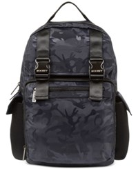 2Xist 2 X Ist Men's Nylon Backpack Midnight Camouflage