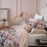 Christy Harlow Duvet Set Pink Multi